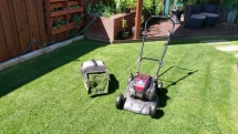 Surfscape Garden Care Lawn Mowing services